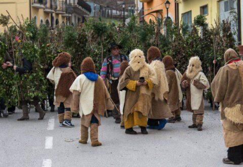 """Il Carnevale di Satriano di Lucania inserito dal MiBACT tra i """"Carnevali Storici"""" d'Italia"""