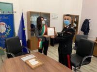 A Ruoti conferita la targa di Merito al Maresciallo Capo dei Carabinieri Pietro Lazazzara