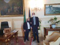 """Bardi incontra il ministro Brunetta. """"La Basilicata dev'essere protagonista nel Recovery Fund"""""""
