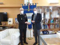 """Basilicata. Visita in Regione del nuovo Comandante Interregionale dei Carabinieri """"Ogaden"""""""