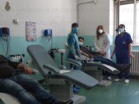 Raccolta straordinaria al Centro Trasfusionale di Polla. Non si arresta la solidarietà dei donatori di sangue