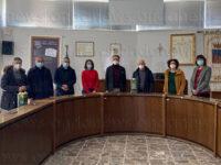 """Sala Consilina: consegnato ai parroci l'olio prodotto dagli ospiti del Centro """"Michelina Garone"""""""