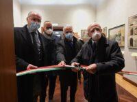 """Salerno: inaugurata con De Luca la mostra """"A sud del Barocco"""" nel nuovo lotto della Pinacoteca"""