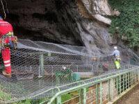 Grotte di Pertosa-Auletta. Al via domani i lavori di ripristino dell'ingresso principale