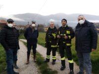 """Frana a Polla. Il sindaco Loviso:""""Zona costantemente monitorata, vicini e pronti ad aiutare le famiglie coinvolte"""""""