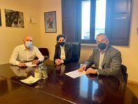 I sindaci di Pertosa e Polla firmano un protocollo d'intesa per la valorizzazione delle Gole di Campostrino
