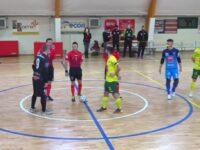 Sporting Sala Consilina, sconfitta amara in casa. Passa il Benevento e accede alla Final Eight di Coppa Italia