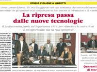 """Crisi economica. Il punto di vista dello Studio Viglione Libretti di Sant'Arsenio sulle pagine de """"La Repubblica"""""""