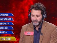 """Ugo Esposito di Sala Consilina arriva alla Ghigliottina e diventa campione del quiz """"L'Eredità"""" su Rai 1"""