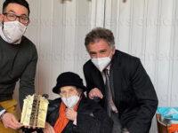 Gioia e speranza a Sala Consilina per i 100 anni di nonna Antonietta Biondi
