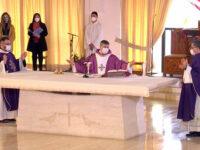"""La Santa Messa di Rai 1 in diretta da Sala Consilina. Don Luciano Laperuta:""""Dio è amore"""""""