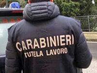 Sicurezza sul lavoro. Controlli dei Carabinieri, denunciati 10 titolari di imprese edili in provincia di Salerno