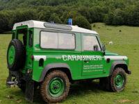 Sala Consilina: escursionisti del posto si perdono in montagna, salvati dai Carabinieri Forestali