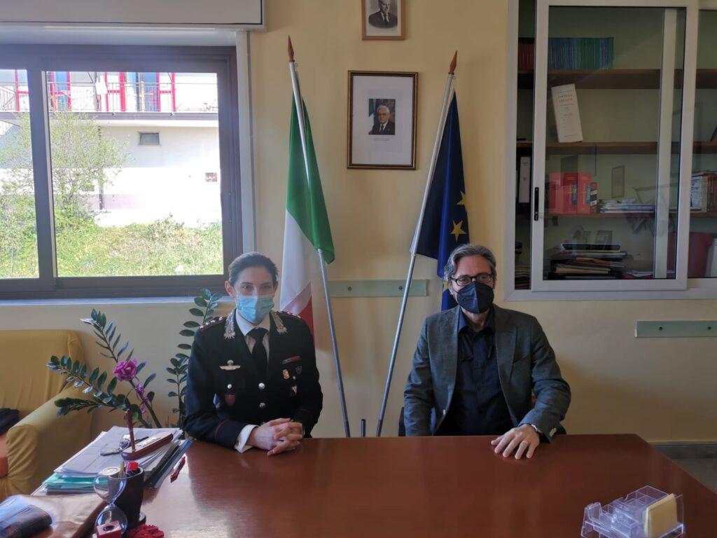 Cultura della Legalità. I Carabinieri di Agropoli incontrano online gli studenti di Ogliastro Cilento