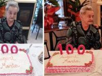 Casalbuono festeggia i 100 anni di nonna Maria Croccia