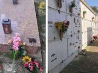 Furto nel Cimitero della frazione Galdo a Sicignano. Rubati i portafiori dalle sepolture