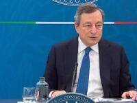 """Covid. Draghi annuncia:""""Dopo Pasqua scuole aperte fino alla prima media in Zona Rossa"""""""