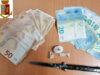 Scoperti con la cocaina pronta per lo spaccio e un coltello a serramanico. 3 giovani arrestati a Salerno