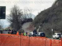 Tragico incidente sul lavoro in un cantiere della Tito-Brienza. Perde la vita un operaio