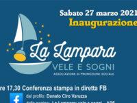 """Montesano: il 27 marzo presentazione dell'associazione di promozione sociale """"La Lampara-Vele e Sogni"""""""