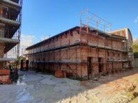 Contursi: la Provincia di Salerno prosegue i lavori di costruzione del polo scolastico