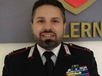 Il Maresciallo Capo Pasqualino Maltempo è il nuovo Comandante della Sezione Radiomobile della Compagnia Carabinieri di Salerno
