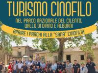 """""""Turismo Cinofilo nel Parco Nazionale del Cilento, Vallo di Diano e Alburni"""". Se ne discute il 6 giugno a Roscigno"""
