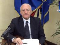 """Scuola. Il Presidente De Luca: """"E' indispensabile evitare la didattica a distanza in Campania"""""""