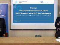 Mercato del lavoro in Campania. Camera di Commercio e Confindustria Salerno presentano il Rapporto