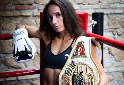 """Intervista alla campionessa di kickboxing Gloria Peritore. """"Il ring mi ha scelto ma prima di tutto sono una donna e una sognatrice"""""""
