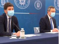 """Dal 26 aprile tornano le Zone Gialle. Draghi:""""Cena al ristorante ma all'aperto"""""""