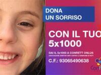 """Dona il 5 x mille alla ConRett Onlus e aiuta le """"bambine dagli occhi belli"""" con la Sindrome di Rett"""