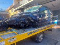 Perde il controllo dell'auto e si schianta in A2 tra Atena Lucana e Polla. Un ferito