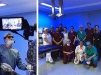 Ospedale Villa d'Agri. Importante intervento in diretta al Congresso internazionale di Chirurgia bariatrica