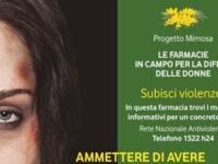Violenza sulle donne, l'aiuto delle farmacie. Dalla Campania il progetto Mimosa si estende in tutta Italia