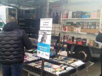 """""""La merce esposta non è in vendita"""". A Salerno protesta degli ambulanti del comparto non alimentare"""