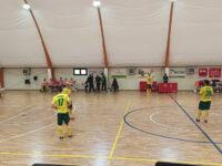 Sporting Sala Consilina ritorna a giocare dopo un mese e vince il primo recupero, 10-2 al fanalino Fondi