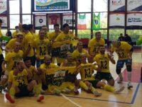 """Lo Sporting Sala Consilina promosso in A2. La dirigenza:""""Grazie ai nostri atleti, ora è il momento di festeggiare"""""""