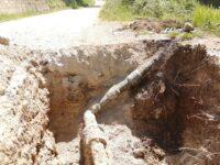 Emergenza acqua a Buonabitacolo, localizzata una disfunzione. L'esempio solidale del signor Salvatore di Brienza