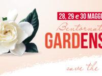 A Caselle in Pittari le Gardensie della Solidarietà di AISM dal 28 al 30 maggio
