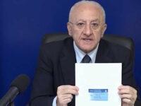 """Card vaccinale in Campania. Garante della Privacy avverte la Regione:""""Iniziativa che vìola i diritti"""""""