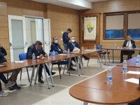 Sito di compostaggio a Polla. A Padula riunione dei Sindaci, presenti i consiglieri regionali Pellegrino e Matera