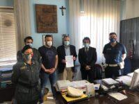 Polla: il Comune sottoscrive la convenzione con la Guardia Nazionale Ambientale