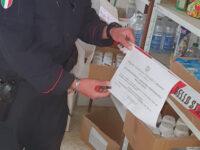 Mangimi venduti illegalmente. Scatta il sequestro in un'azienda di Buccino, sanzioni per 14mila euro