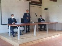 Turismo e ripresa post Covid. A Padula un incontro con l'assessore regionale al Turismo e l'on. De Luca