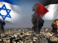 """Scontri Israele-Palestina. L'associazione """"Memoria in Movimento"""" di Salerno:""""I palestinesi sono le vittime"""""""
