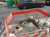 """Lavori di manutenzione idrica a Salerno, diffida dal Codacons. """"Area abbandonata e pericolante"""""""