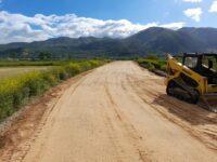 Viabilità. Riprendono i lavori della Provincia lungo la S.P. 330 a Teggiano