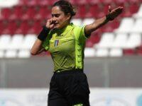 Maria Marotta, primo arbitro donna in Serie B. Le congratulazioni dal Presidente della Provincia di Salerno