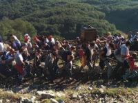 La Madonna della Neve a luglio ritorna sul Cervati. A Sanza vaccinazioni per i Marunnari under 50
